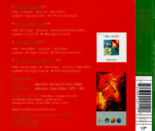 In Dulci Jubilo: The Mike Oldfield Christmas EP