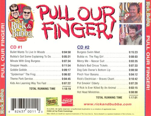Pull Our Finger