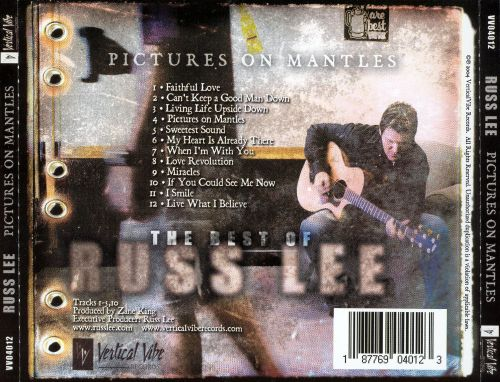 Pictures on Mantles: Best of Russ Lee