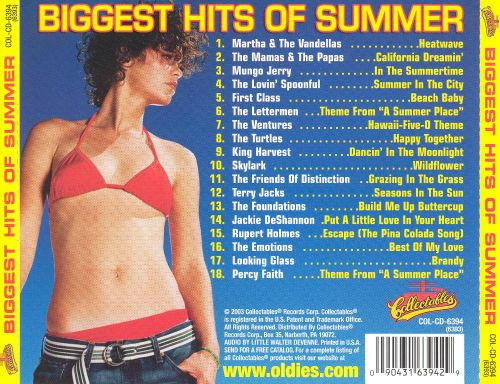 Biggest Hits of Summer