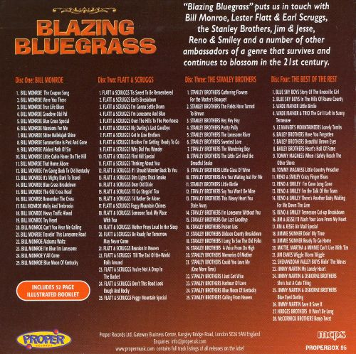 Blazing Bluegrass