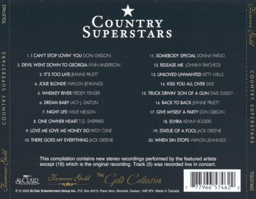 Gold Collection: Country Superstars