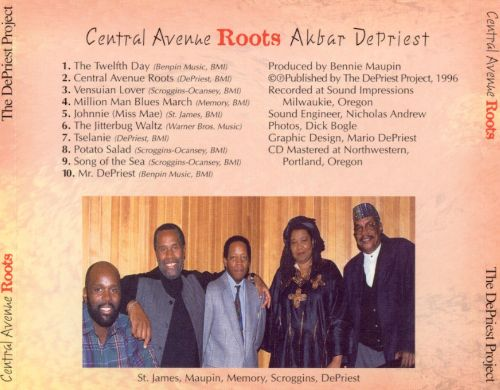 Central Avenue: Roots