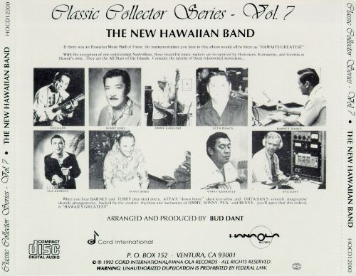 Classic Collector Series, Vol. 7