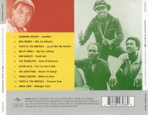 20th Century Masters - The Millennium Collection: Ska
