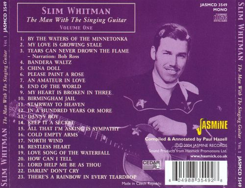 The Man with the Singing Guitar, Vol. 1