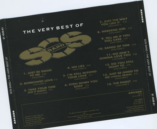 The Very Best of S.O.S. Band
