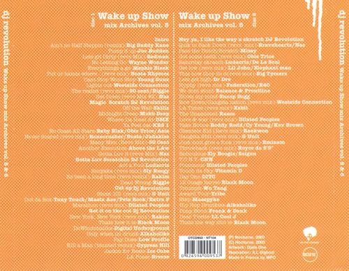 Wake Up Show: Mix Archives, Vol. 5 & 6