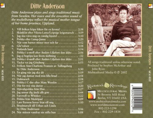 Ditte Andersson