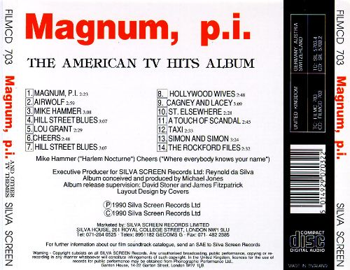 Magnum P.I. & Other TV Hits