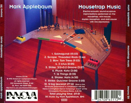 Mousetrap Music
