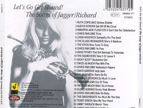 Let's Go Get Stoned: The Songs of Jagger/Richards
