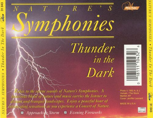 Nature's Symphonies: Thunder in the Dark