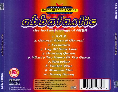 Abbatastic: The Fantastic Songs of ABBA
