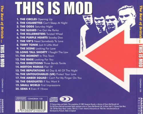 This Is Mod: The Best of British
