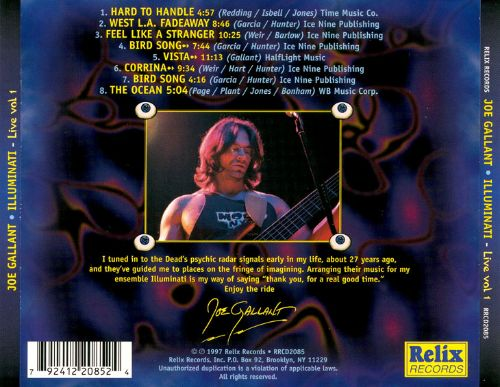Music of the Grateful Dead & Beyond