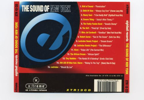 Eightball Records: The Sound of New York
