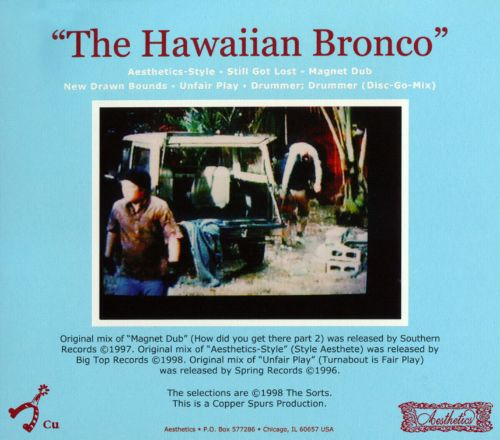 Hawaiian Bronco