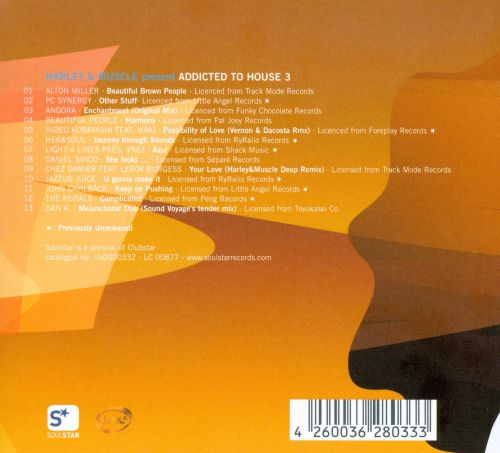 Addicted to House, Vol. 3