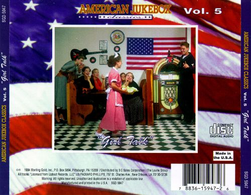 American Jukebox Classics, Vol. 5: Girl Talk