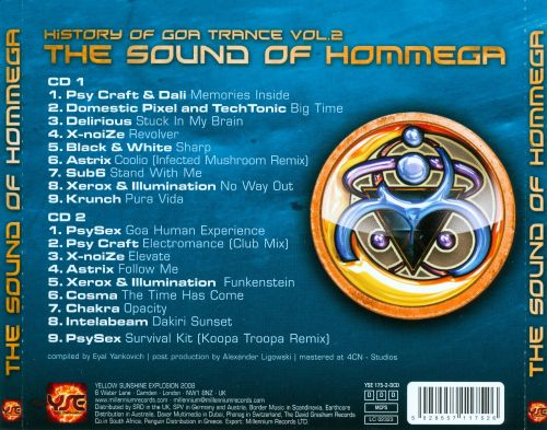 The History of Goa Trance: The Sound of Hommega