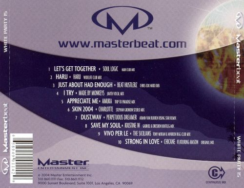 Masterbeat: White Party Fifteen