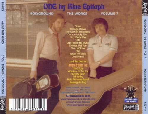 Works, Vol. 7: Ode by Blue Epitaph