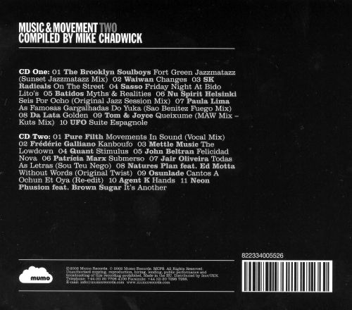 Music and Movement, Vol. 2