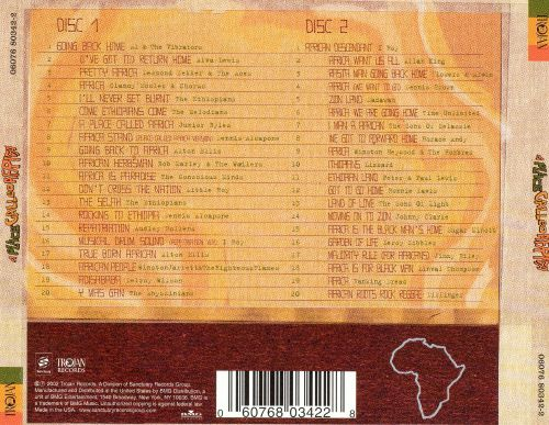 A Place Called Africa: Songs of the Lost Tribe