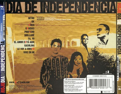 Dia de Independencia [Bonus Tracks]
