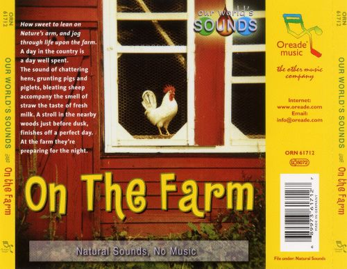 Our World's Sounds: On the Farm - Various Artists | Songs, Reviews