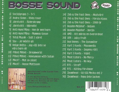 The Bosse Sound