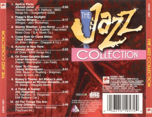 The Jazz Collection [Disc 1]