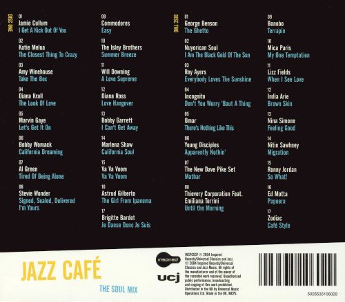 Jazz Cafe: Soul Mix