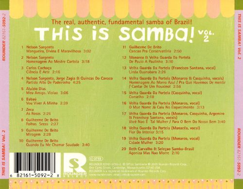 This Is Samba, Vol. 2