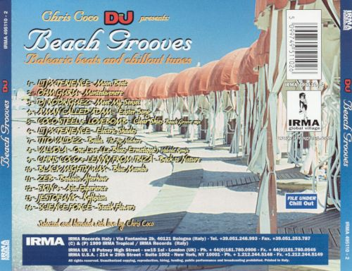 Chris Coco DJ Presents: Beach Grooves