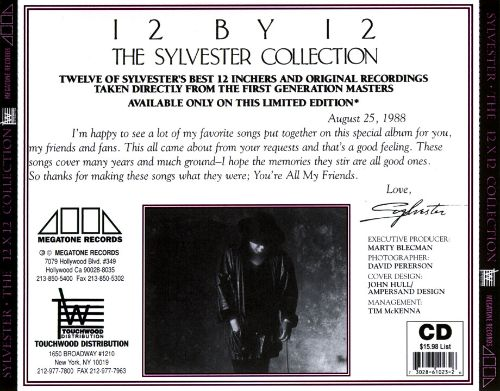12 by 12: The Sylvester Collection