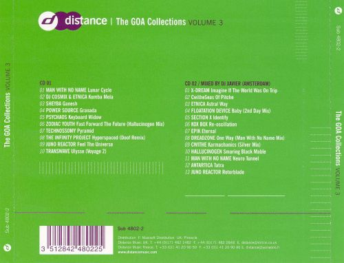 Goa Collections, Vol. 3