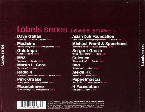Labels Series