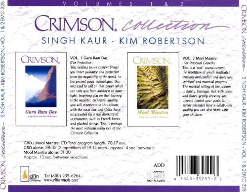 Crimson Collection, Vols. 1 & 2