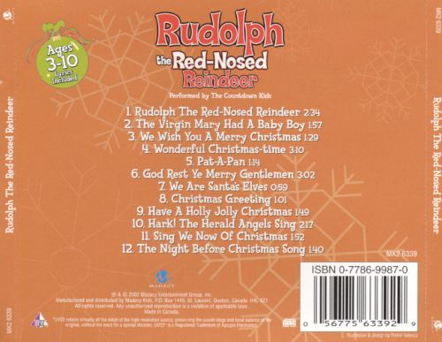 rudolph the red nosed reindeer rudolph the red nosed reindeer - Christmas Songs Rudolph The Red Nosed Reindeer