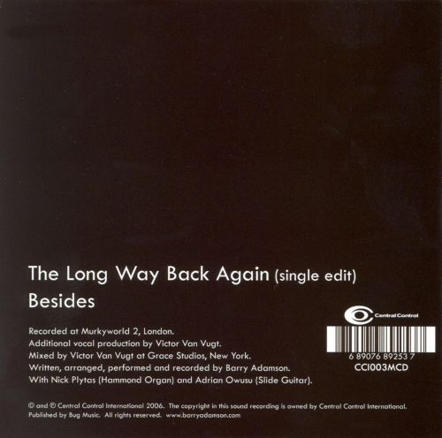 The Long Way Back Again