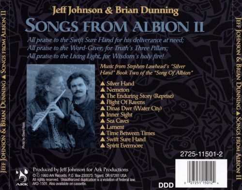 Songs from Albion, Vol. 2
