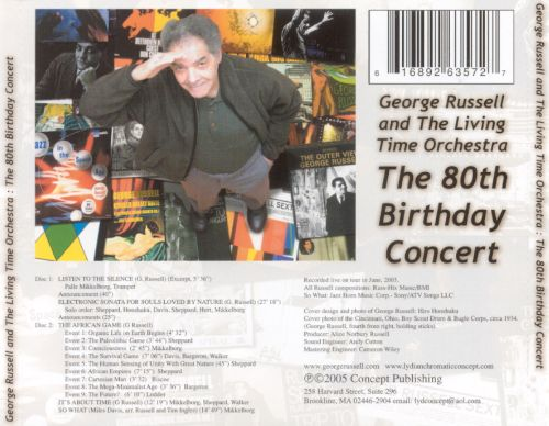 The 80th Birthday Concert