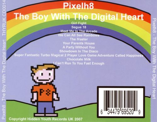 The Boy with the Digital Heart