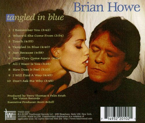 Tangled in Blue