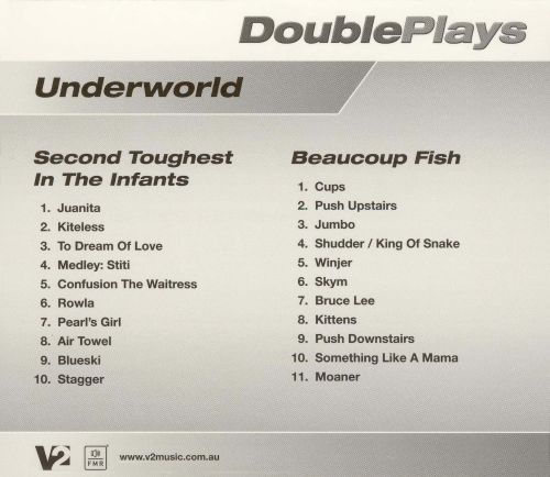 Double Play: Second Toughest in the Infants/Beaucoup Fish