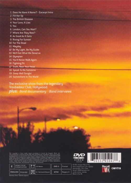 Rising for Sunset [DVD]