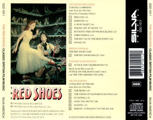 The Red Shoes Ballet: Classic British Film Music