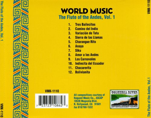Flute of the Andes, Vol. 1